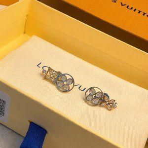 Louis Vuitton   earrings